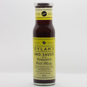 BBQ Sauce with Penderyn Whisky