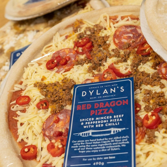 Dylan's Red Dragon Pizza [Click & Collect]