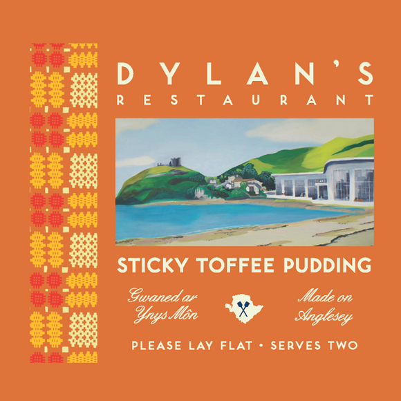 Dylan's Sticky Toffee Pudding - Click & Collect
