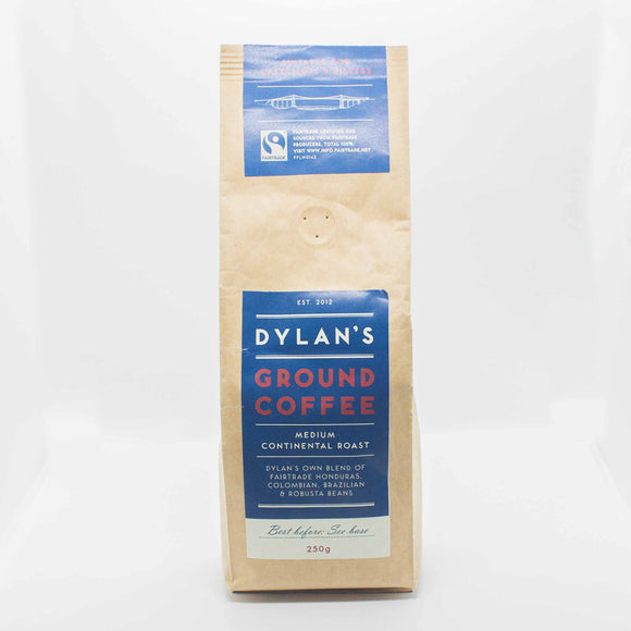 Ground Coffee 250g