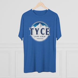 Tyce Light Tri-Blend Crew Tee