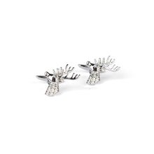 Load image into Gallery viewer, Signature Stag Cufflinks