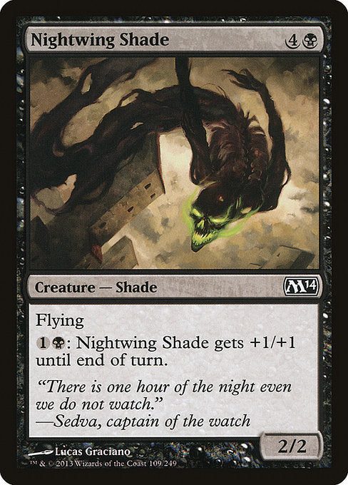 Nightwing Shade [Magic 2014]