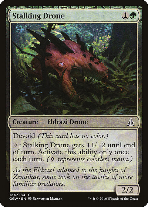 Stalking Drone [Oath of the Gatewatch]