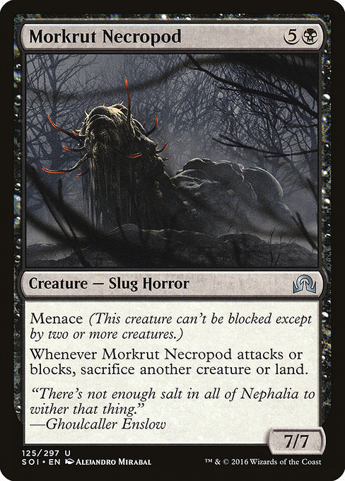 Morkrut Necropod [Shadows over Innistrad]