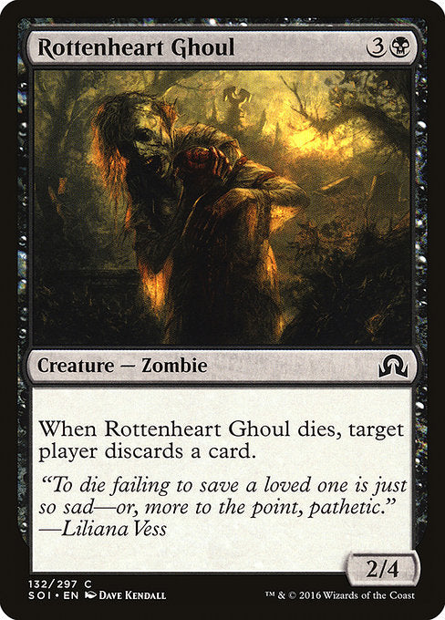 Rottenheart Ghoul [Shadows over Innistrad]