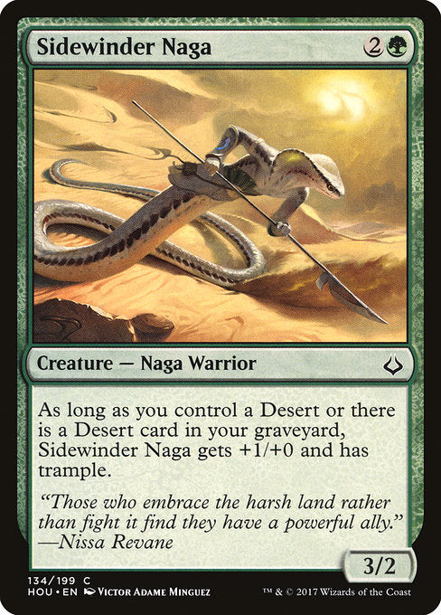 Sidewinder Naga [Hour of Devastation]