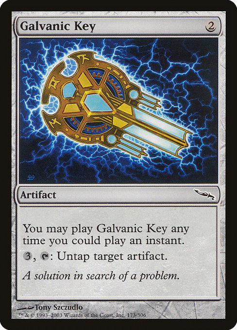 Chave galvânica [Mirrodin]