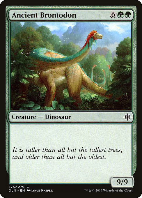 Ancient Brontodon [Ixalan]