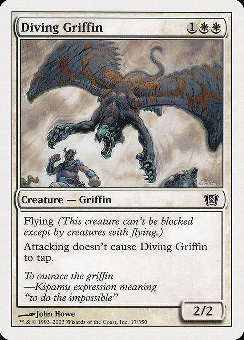 Diving Griffin [Eighth Edition]