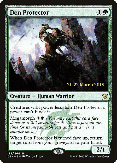 Den Protector [Dragons of Tarkir Promos]