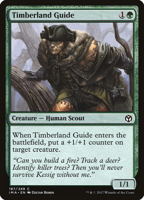Timberland Guide [Iconic Masters]