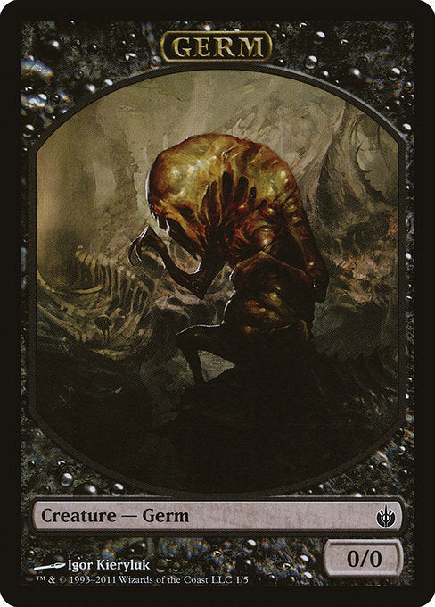 Germ [Mirrodin Besieged Tokens]
