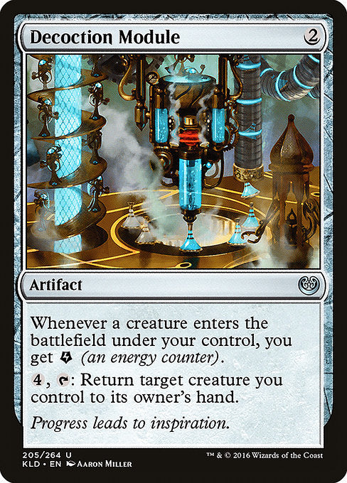 Decoction Module [Kaladesh]