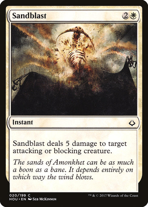 Sandblast [Hour of Devastation]