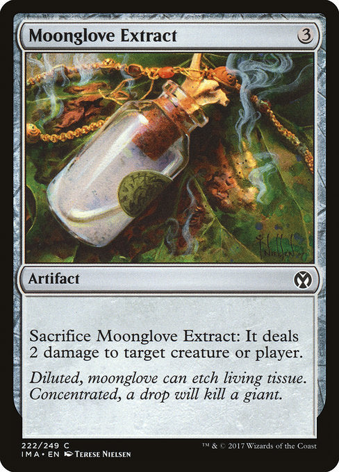 Moonglove Extract [Iconic Masters]