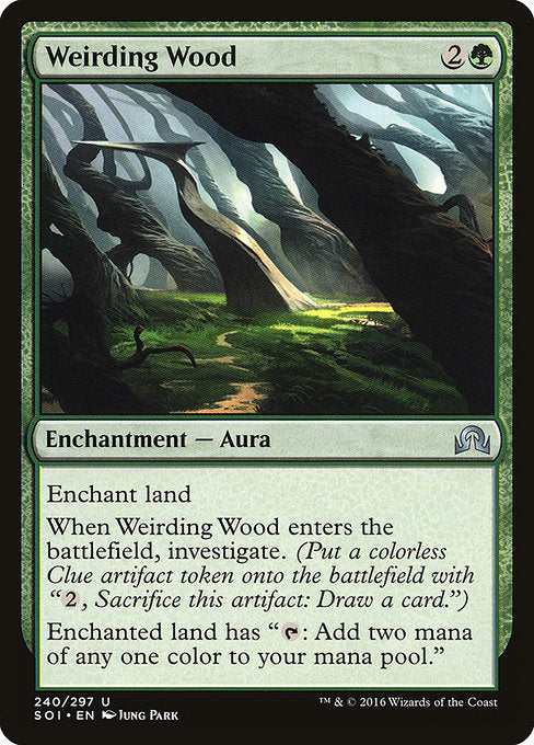 Weirding Wood [Shadows over Innistrad]