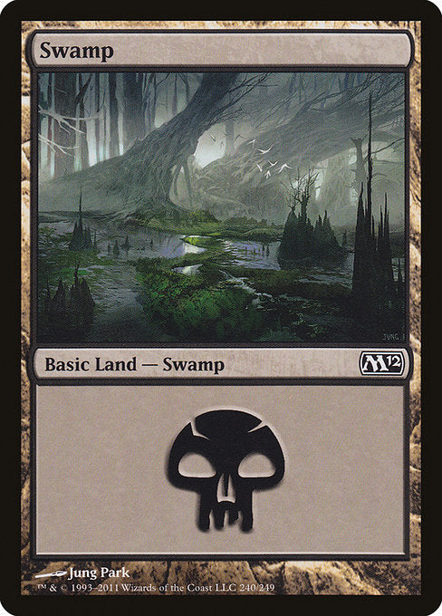 Swamp [Magic 2012]