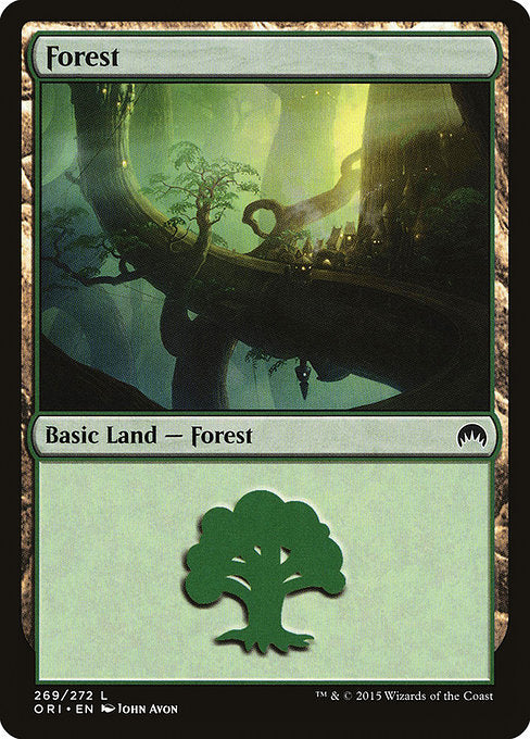 Forest [Magic Origins]