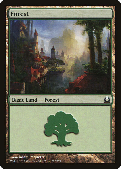 Forest [Return to Ravnica]