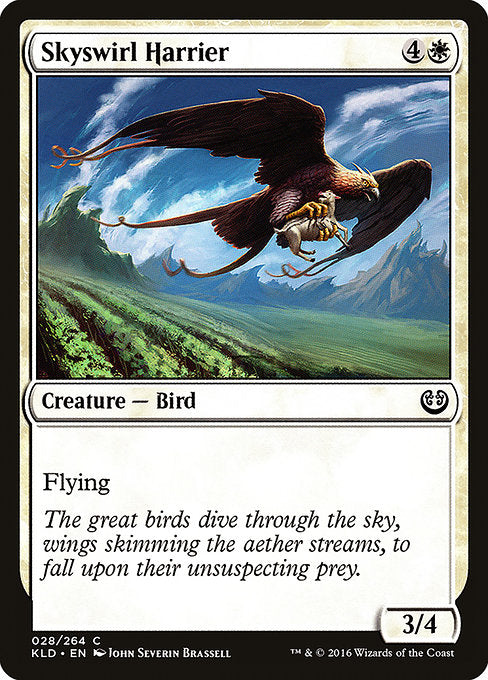 Skyswirl Harrier [Kaladesh]