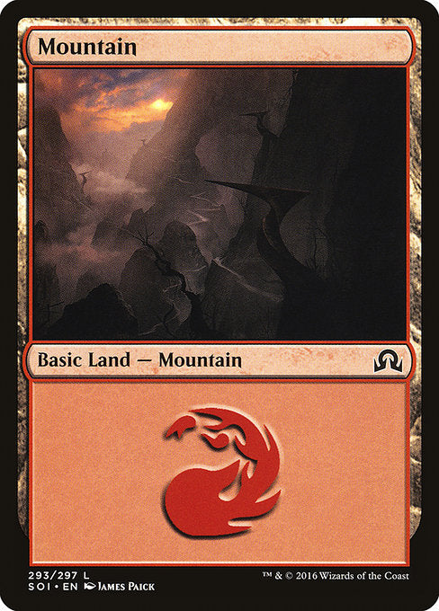 Mountain [Shadows over Innistrad]