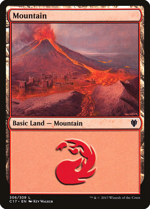 Mountain [Commander 2017]