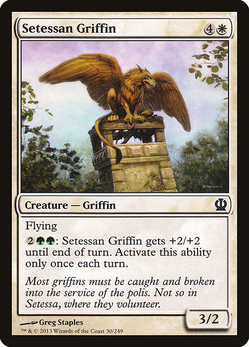 Setessan Griffin [Theros]