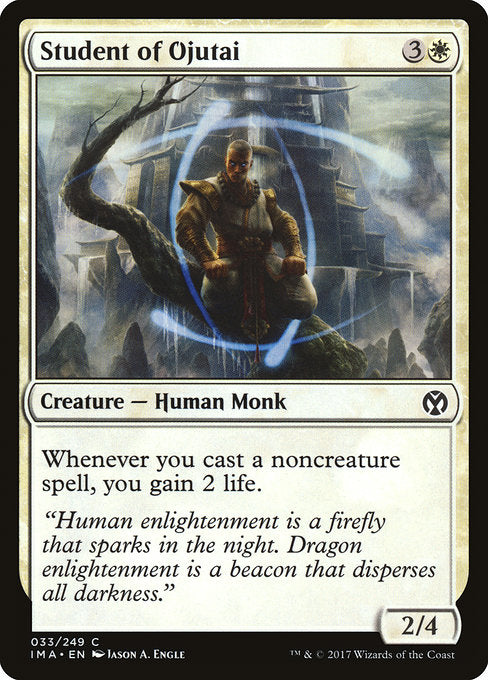 Student of Ojutai [Iconic Masters]