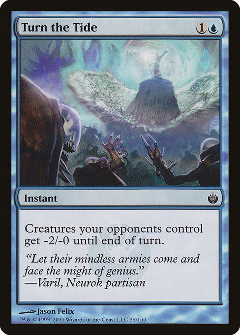 Turn the Tide [Mirrodin Besieged]