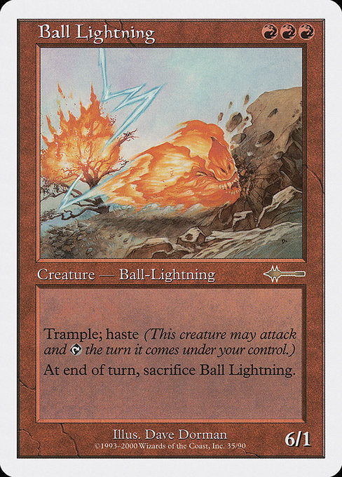 Ball Lightning [Beatdown Box Set]