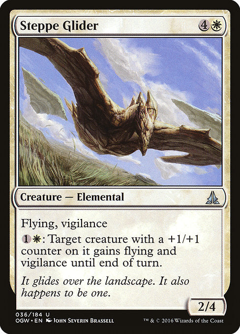 Steppe Glider [Oath of the Gatewatch]