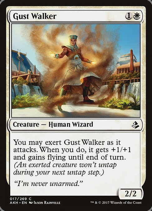 Gust Walker [Amonkhet]