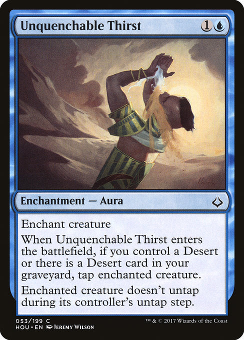Unquenchable Thirst [Hour of Devastation]