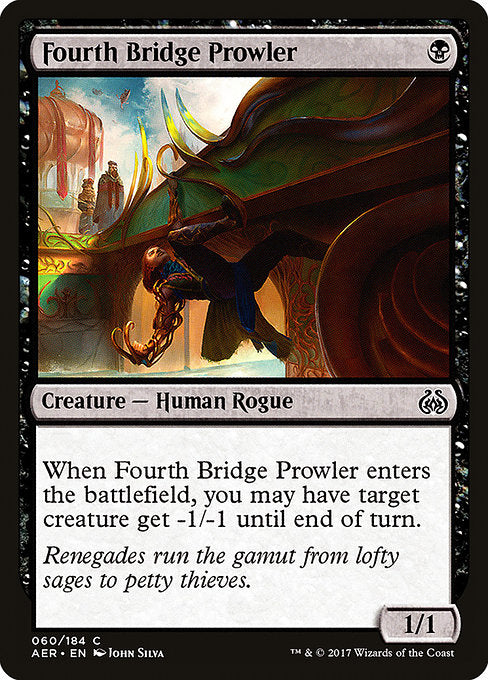 Fourth Bridge Prowler [Aether Revolt]