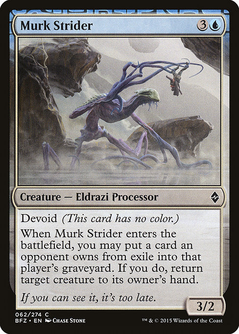 Murk Strider [Battle for Zendikar]