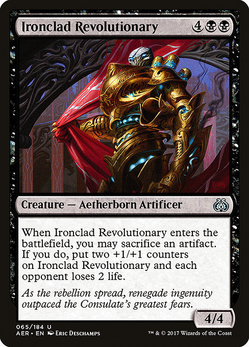Ironclad Revolutionary [Aether Revolt]