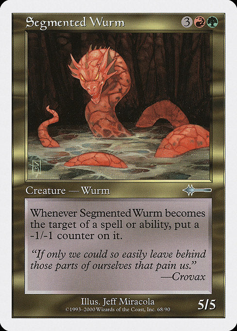 Segmented Wurm [Beatdown Box Set]