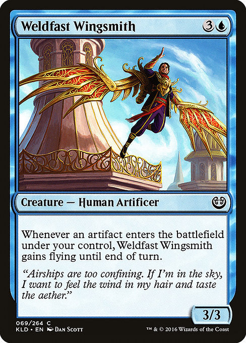 Weldfast Wingsmith [Kaladesh]