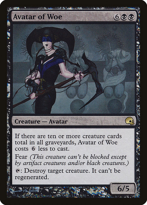 Avatar of Woe [Premium Deck Series: Graveborn]