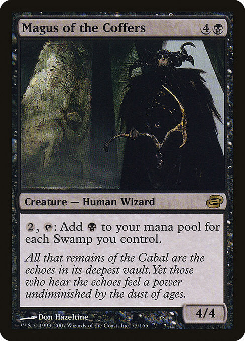 Magus of the Coffers [Planar Chaos]
