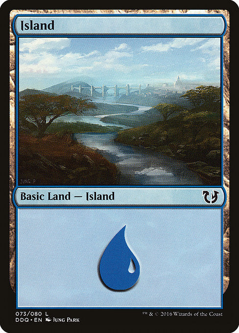 Island [Duel Decks: Blessed vs. Cursed]