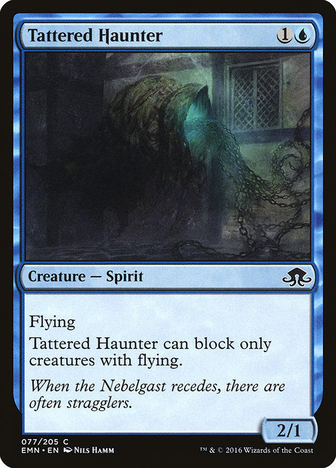 Tattered Haunter [Eldritch Moon]