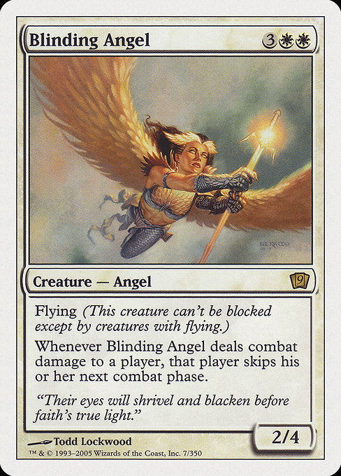 Blinding Angel [Ninth Edition]