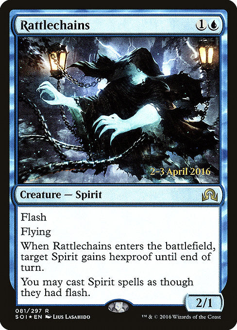 Rattlechains [Shadows over Innistrad Promos]