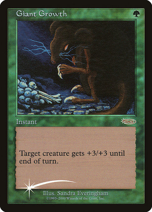 Giant Growth [Friday Night Magic 2000]