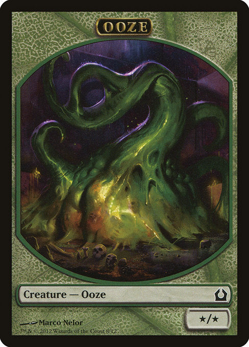 Ooze [Return to Ravnica Tokens]