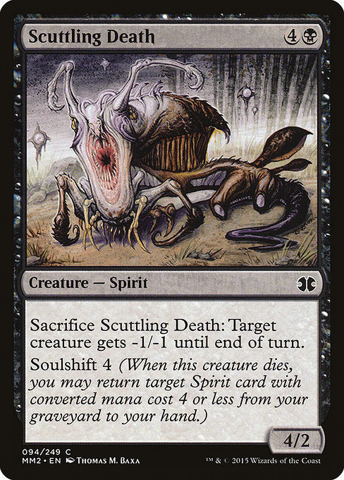 Scuttling Death [Modern Masters 2015]