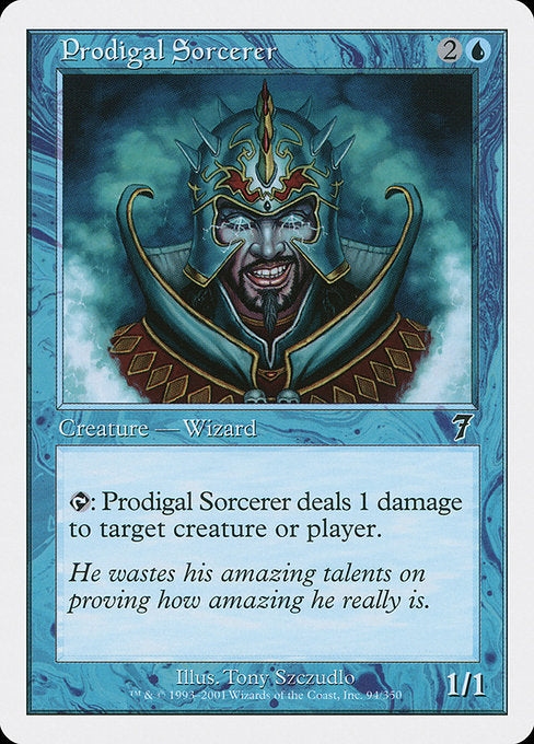 Prodigal Sorcerer [Seventh Edition]