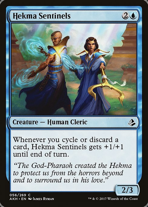 Hekma Sentinels [Amonkhet]